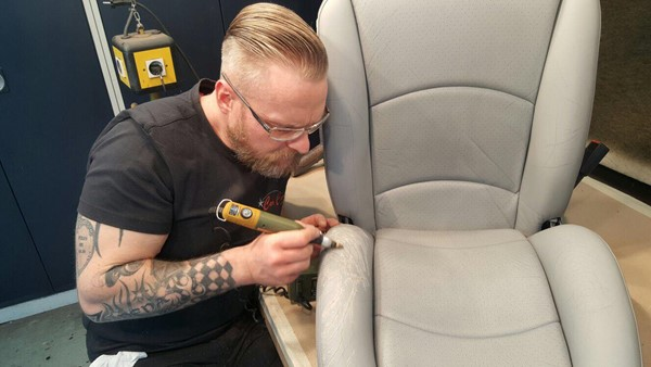 Car Cosmetic Lederreparatur